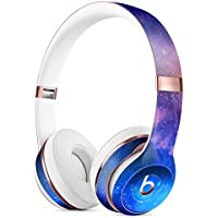 Space Light Rays DesignSkinz Full-Body Skin Kit for the Beats by Dre Solo 3 Wireless Headphones / Ultra-Thin / Matte Finished / Protective Skin Wrap