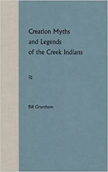 """Creation Myths and Legends of the Creek Indians"" icon"