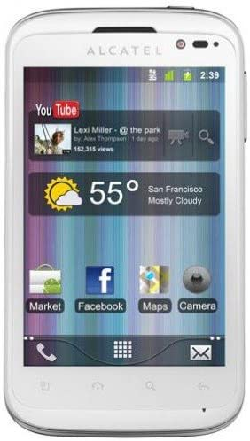 Alcatel One Touch 991D - Smartphone (101.6 mm (4