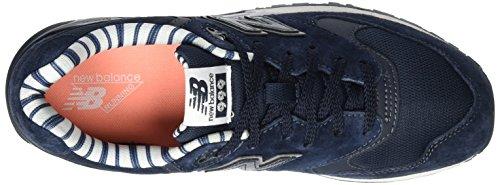 New Balance WL999 W Calzado azul marino