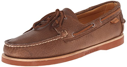Men's Shoe Sebago Dockside Boat Crest Brown dAnPqw6Sn