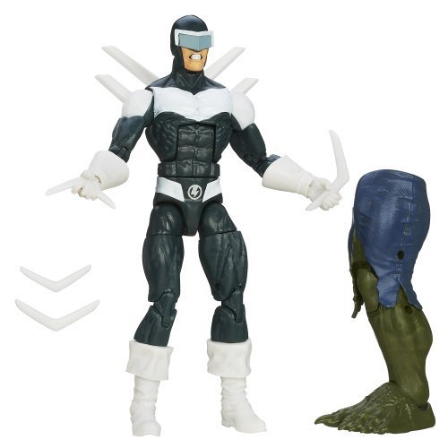 Marvel The Amazing Spider-Man 2 Marvel Legends Infinite Series Deadliest Foes Action Figure Boomerang, 6 Inches by Spider-Man
