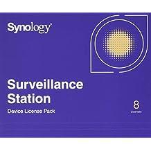 Synology 8 CAM LIC Pack - Extensión de garantía DiskStation