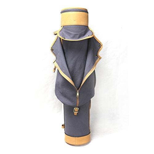 Louisville Golf Canvas Vintage Golf Carry Bag (Blue) by Louisville Golf (Image #1)