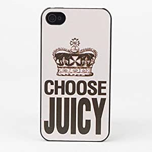 get Skull and Sign Protective Back Case for iPhone 4/4S