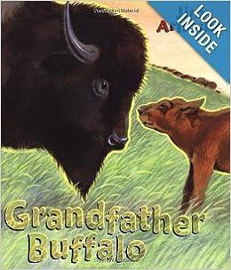 Book Grandfather Buffalo
