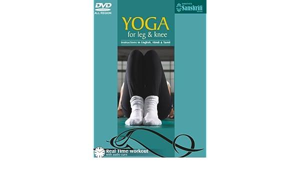 Yoga for Leg and Knee DVD: Amazon.es: Cine y Series TV