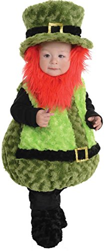 UHC Baby's Lil Leprechaun St. Patty's Day Christmas Theme Toddler Child Costume, M (18-24M) (Toddler Leprechaun Costume Boy)