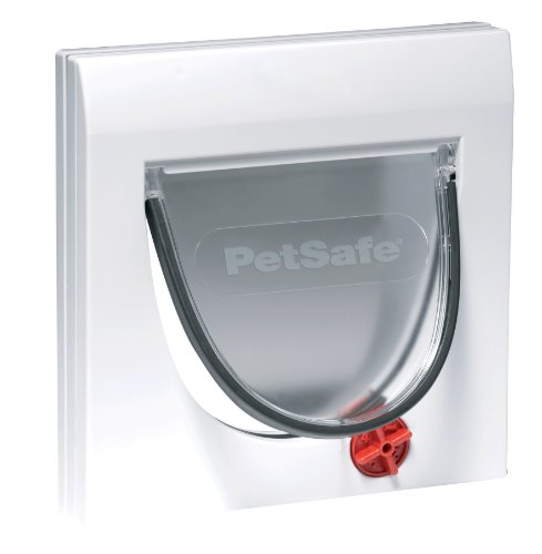 Petsafe Staywell Multi-locking, Manual 4 Way Locking Classic Cat Flap, Easy