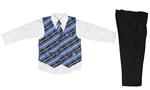 3t dress shirt and tie - 4