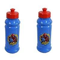 Papa N Me Store Wholesale Party Favors Spiderman 16 oz. Pull Top Water Bottle - 6 Pack