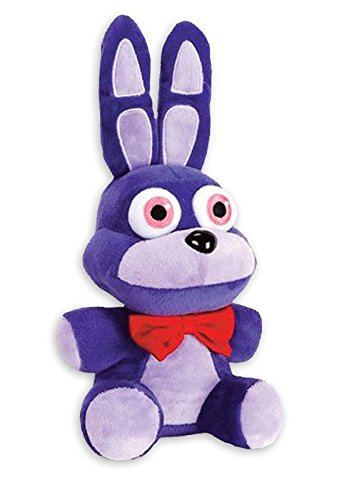 Five Nights at Freddy s Peluche Bonnie, 15 cm de Alto