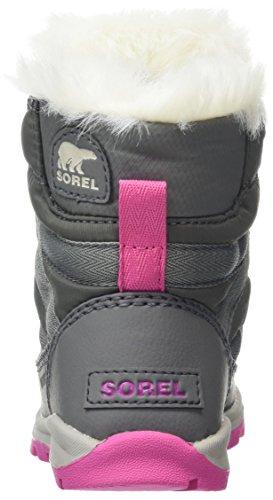 Fille Quarry Neige Short de Lace Ice Pink Sorel Bottes Whitney Children's Gris zqW0Y