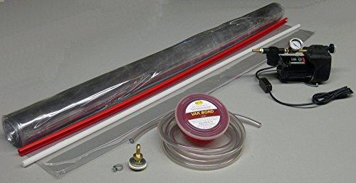 vacuum press veneer - 1