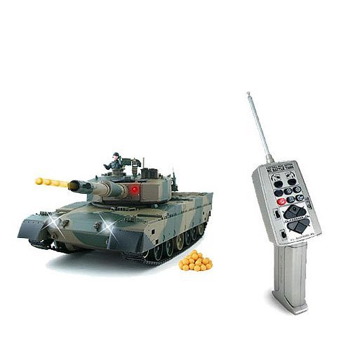 Abrams RC Battle Tank for sale  Delivered anywhere in USA