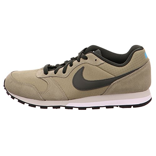 Nike Md Runner 2, Chaussures de Gymnastique Homme, Vert (Neutral Olive/Sequoia/Lt Blue 201), 39 EU