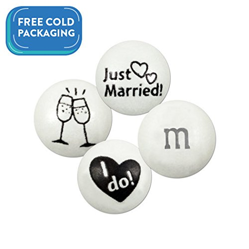 Just Married Custom M&M