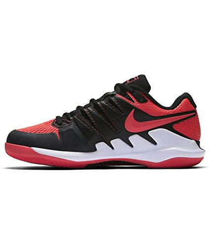 Donna 006 Fitness da NIKE HC Red Multicolore Black Solar Scarpe Wmns Air Vapor X Zoom whit qZ8q0wz