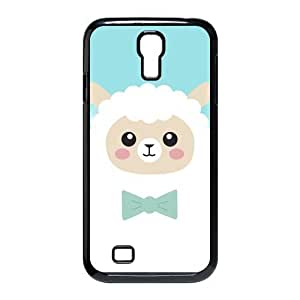 Animals Pattern Cute Alpaca for SamSung Galaxy S4 I9500 Case
