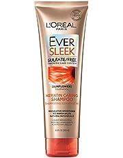 L'Oreal Paris Shampoo Ever Sleek sin Sulfatos, 250 ml