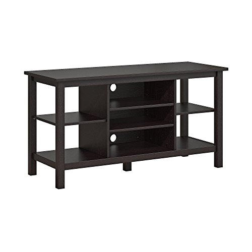 Bush Furniture Broadview TV Stand in Espresso Oak BDV148EO-0