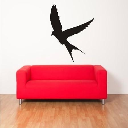 shirtinstyle Pegatina de pared Animales Pájaros Ave De Rapiña ...