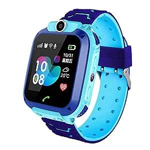 WARMWORD impermeable relojes inteligentes niños smartwatch, reloj ...