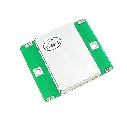 Aihasd HB100 inalámbrica Doppler radar de microondas del módulo del sensor de movimiento y detector de