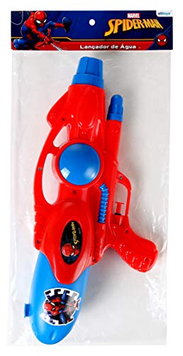 Lanca Agua Spiderman Disney Lanca Agua Spiderman Estampa Spiderman