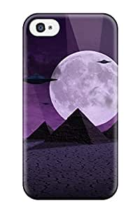 cody lemburg's Shop Durable Case For The Iphone 4/4s- Eco-friendly Retail Packaging(alien) 5414732K48324874
