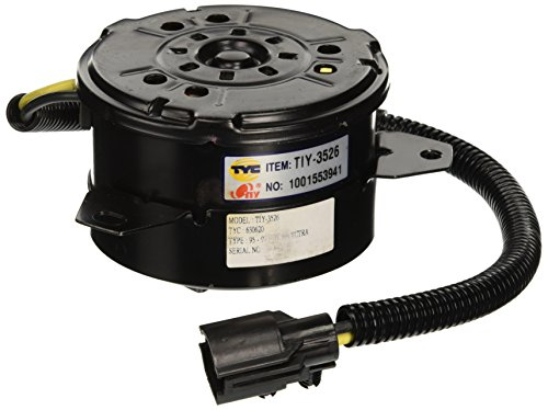 TYC 630620 Ford Crown Victoria Replacement Radiator/Condenser Cooling Fan Motor