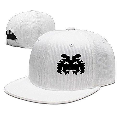 Rorschach Invader Baseball Cap Adjustable Unique Snapbacks (Rorschach Hat)