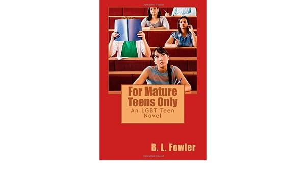 Mature teen readers