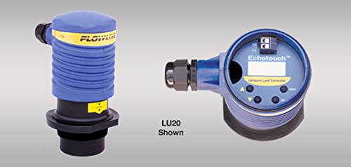 Flowline LU20-5061-IS EchoTouch IS Ultrasonic Level Transmitter with 18' Cable, 12.7mm NPT ()