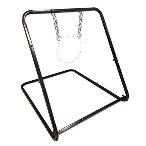 - Highwild Shooting Target Stand with Chain Mounting Kit - Three Sides Usable