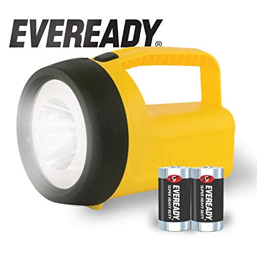 Eveready LED Floating Lantern Flashlight, Battery Powered LED Lanterns for Hurricane Supplies, Survival Kits, Camping Accessories, Power Outages, Batteries Included (Lantern Floating Led)