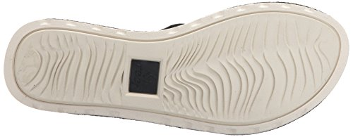 Reef Voyage Sunset, Chanclas Para Mujer Gris (Charcoal Cha)