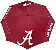 "NCAA Alabama Crimson Tide 62"" Windsheer Lite Golf Umbrella62 Windsheer Lite Golf Umbrella, Mult"