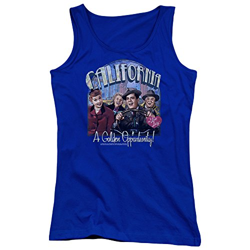 i love lucy tank top - 8