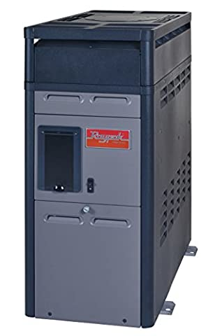 Raypak PR156AEN 156K BTU Natural Gas Electric Swimming Pool & Spa Tub Heater - Raypak Ignition Control