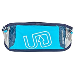 For scrambling, running and any adventure, the Ultimate Direction Signature Series Race Belt 4.0 is a barely-there solution for basic hydration and storage that conforms to your every move. Carries one Body Bottle 500 (included) and accommoda...