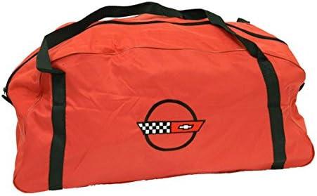 8a3d5100f265 Amazon.com  Corvette C4 Duffle Bag Red  Automotive