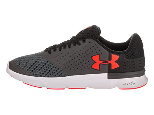 Under Armor Mens Micro G Speed Swift 2 Grigio / Bianco