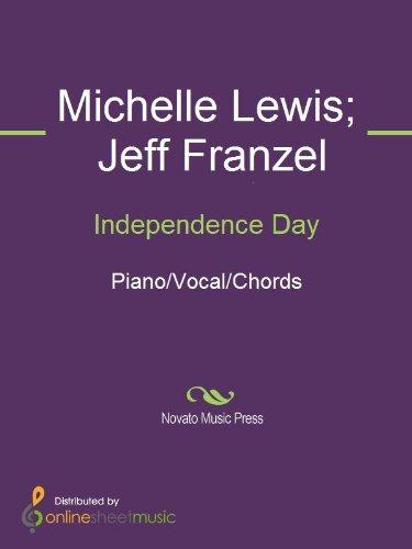 Independence Day Ebook Imani Coppola Jeff Franzel Michelle Lewis
