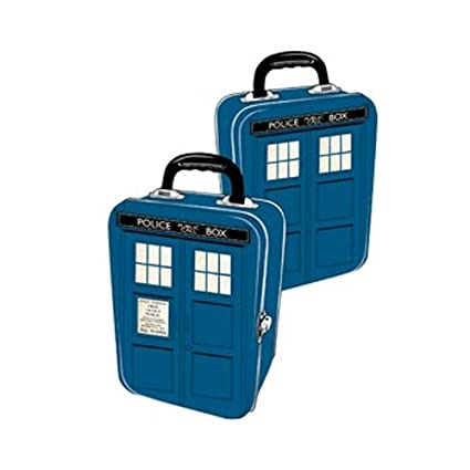 Doctor Who – Tardis Tin Tote – Lunch Box