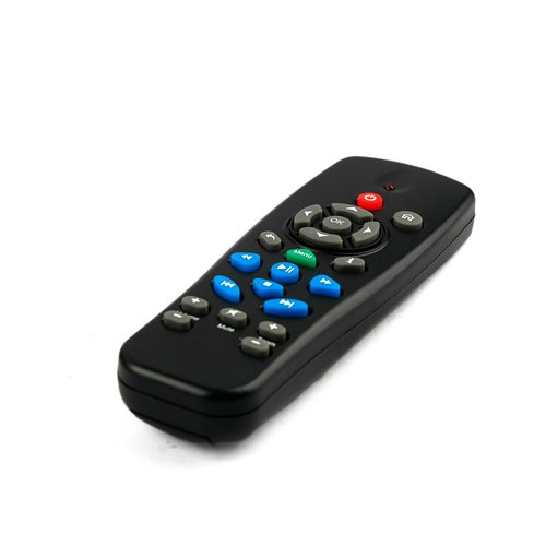 Remote Control Fit For Seagete Free Agent Goflex Theater Cinema Digital Multimedia Hard Media Player by HCDZ