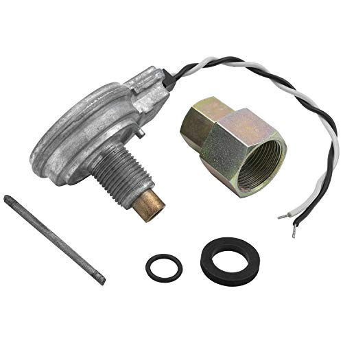 AutoMeter 5293 Speed Sensor 7/8-18 in. Thread 8 Pulses Per Revolution For GM and Chrysler Transmissions Mechanical to Electric Speed Sensor