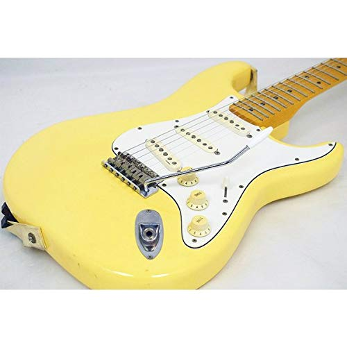 Fender Japan フェンダージャパン / ST71-140YM Yellow White B07QQ4ZVC5