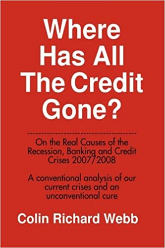 Where Has All The Credit Gone?