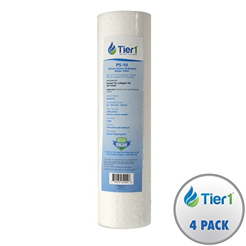 10 inch 5 micron water filter - 7
